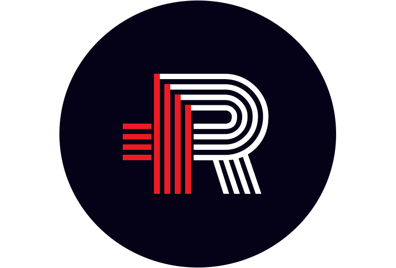 Logo for Radio Plus